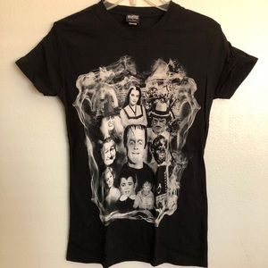 The Munsters tee